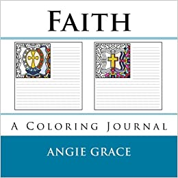 more faith a coloring journal angies coloring journals