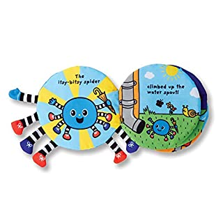 Melissa & Doug Itsy-Bitsy Spider Activity Book