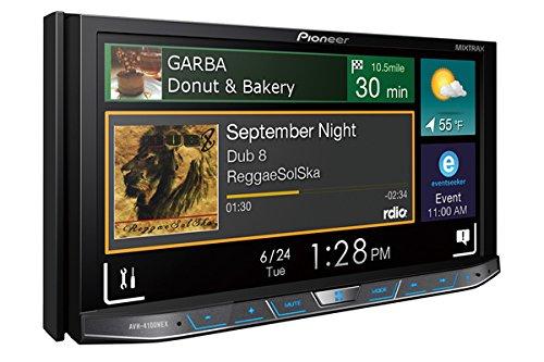Pioneer AVH-4100NEX reproductor de dvd/bluray portátiles: Amazon.es: Electrónica