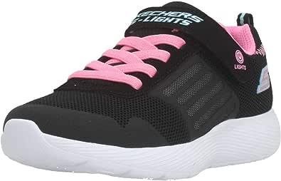Skechers Kids Girl's GO Run 600-JAZZY STRIDES Shoe