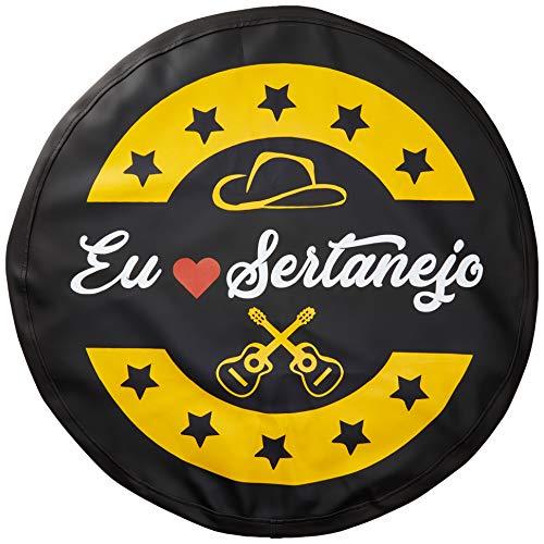 Capa De Estepe Comix Sertanejo c. Feroza, Freelander, Sportage, Tiggo, Tracker, Vitara, Jimny 4Sport, Jimny 4Work, Sidekick, Galloper
