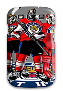 Hot Fashion NThZjhB10664gGbNl Design Case Cover For Galaxy S3 Protective Case (florida Panthers (13) )