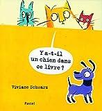 vignette de 'Y-a-t-il un chien dans ce livre ? (Viviane Schwarz)'
