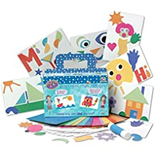 Make Your Own Postcards - Made By Hands DIY Postcard Kit, makes 10 postcards