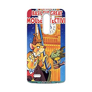 Basil the great mouse detective Case Cover For LG G3 Case