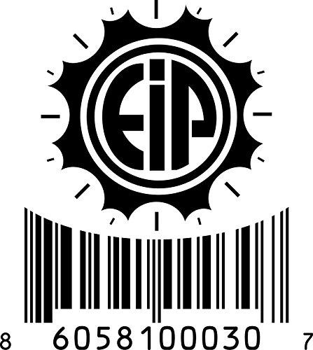 Eip Original Nikola Tesla Positive Energy Purple Plate