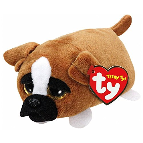 Teeny Tys Diggs The Dog 4   Plush   Gifttrends