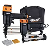 Freeman PPPBRCK 2-Piece Brad/Pinner Kit with Nails and Canvas Storage Bag