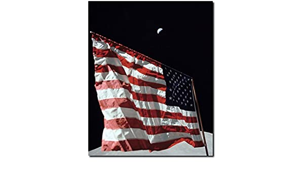 Apollo 11 Astronauts Apollo 11 Historic Moonwalkers Remastered 8 x 10 Photo