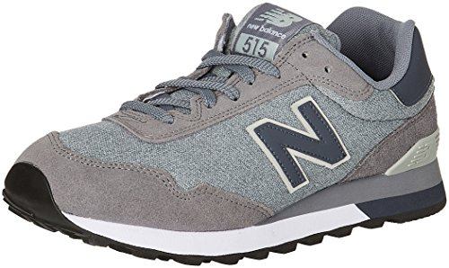 New Balance Men 515 Fashion Sneakers Gunmetal