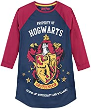 Harry Potter Girls' Gryffindor Nightd