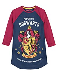 Harry Potter Girls' Gryffindor Nightdress