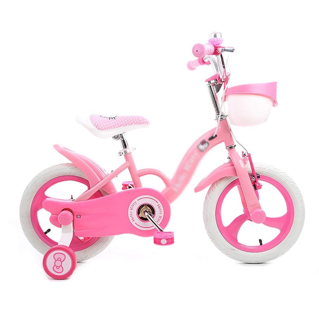 ガールバイクピンクの自転車赤いスポーツバイク12