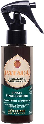 Spray Finalizador Hidratação Equilibrante Patauá L'Occitane au Brésil 120ml