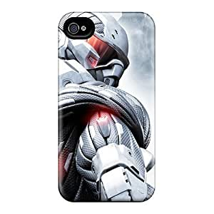 Scratch-proof Protection Cases Covers For iphone 4s/ Hot Crysis Official Phone Cases