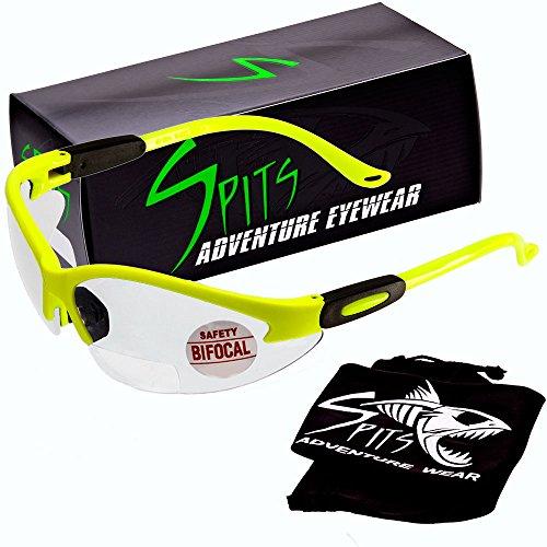 Spits Cougar BIFOCAL Safety Glasses -