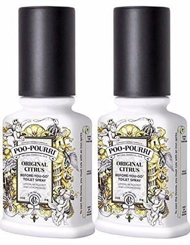 Poo Pourri Before You Go Bathroom Spray Original product image