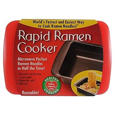 Rapid Ramen Cooker (Red)
