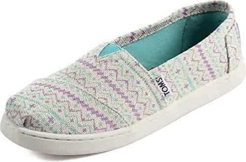 Toms Kids Classics Pastel Geo Glimmer 10007429 Youth 5