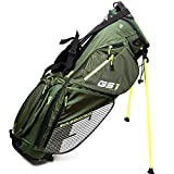 New Sun Mountain GS1 Stand Bag Green / Black / Flash