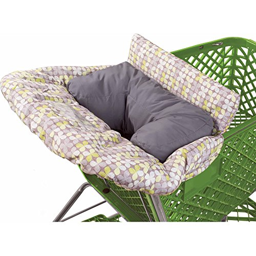 summer-infant-cushy-2-in-1-shopping-grocery-cart-and-high-chair-cover-for-baby-gray-yellow