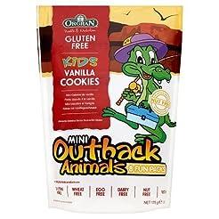 OrgraN Mini Outbback Animals Vanilla Coo...
