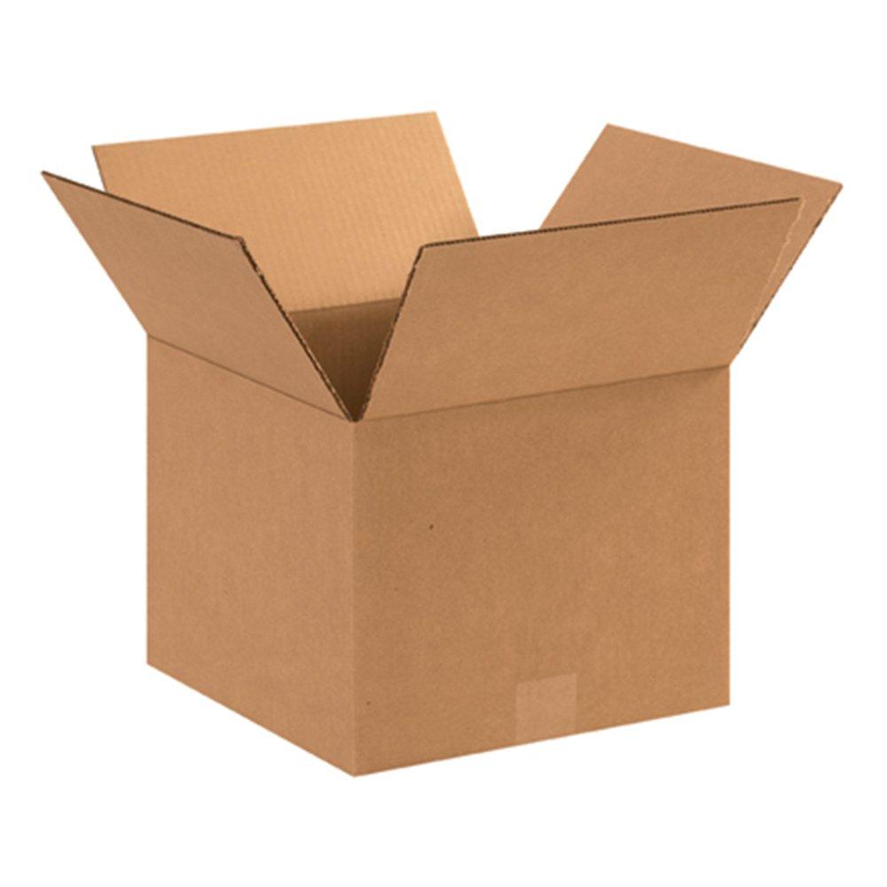 Amazon.com: aviditi 12129 corrugado Caja, 12
