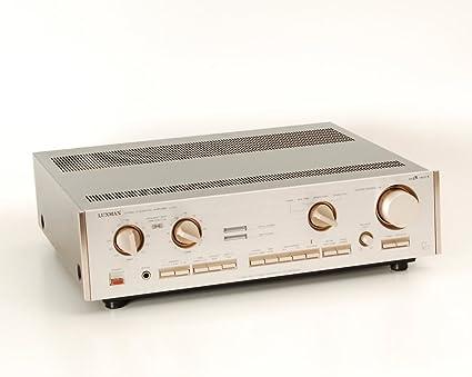 LUXMAN L de 410 Amplificador con Phono