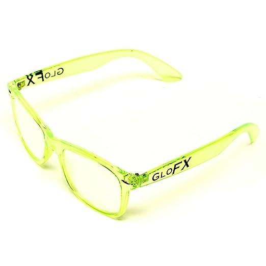 GloFX - Lunette de soleil - Femme vert Transparentes Grün M01tV3Y7Lj