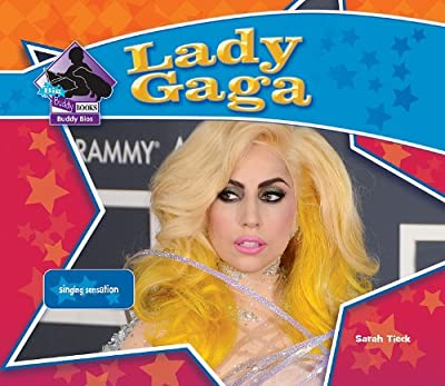 Lady Gaga (Big Buddy Books: Buddy Bios)