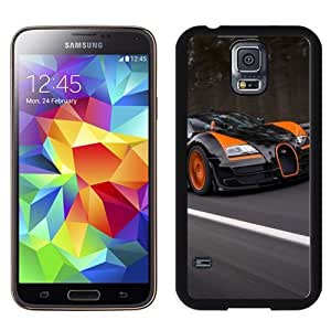 New Personalized Custom Designed For Samsung Galaxy S5 I9600 G900a G900v G900p G900t G900w Phone Case For Bugatti Veyron Grand Sport Vitesse Phone Case Cover