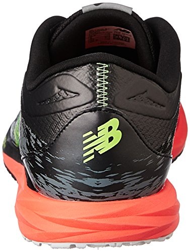 Men Alpha Orange Balance Thunder Running Strobe Black Shoe New S5TqgAwB