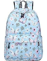 Mygreen Kid Child Girl Cute Patterns Printed Backpack School Bag11.5x15.7x7.5