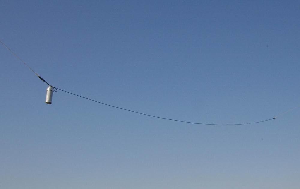 Bb6w Diamond Hf - Antena de Banda Ancha (2-30 MHz): Amazon.es ...