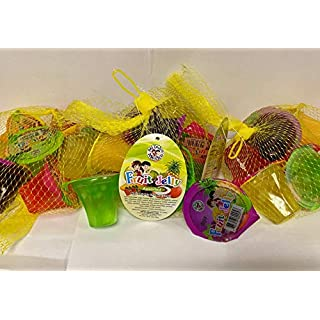 MDM FRUIT JELLY CUPS 3 MESH BAGS 11.29OZ 8CUPS EACH