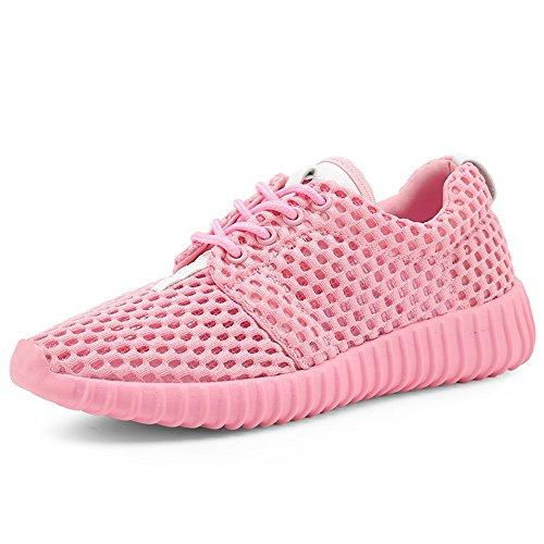 Planos Pink Para Nan Malla Verano Cinco Colores Zapatos De Desodorante Hay Mujer Elegir qHw7XRH