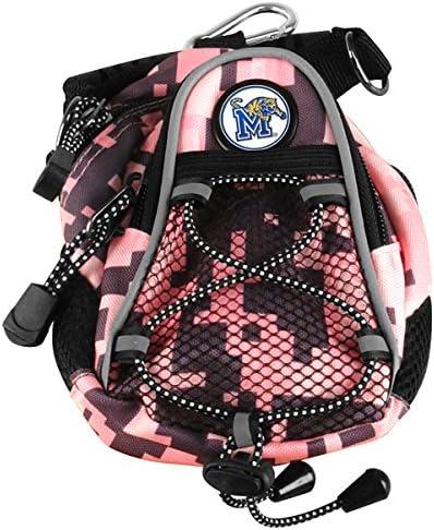 Pink Digi Camo Mini Day Pack LinksWalker NCAA Memphis Tigers