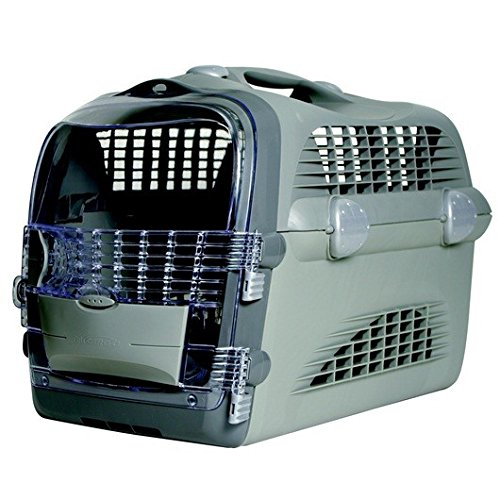 Catit Design Cabrio Multi-Functional Carrier System, Gray 50781