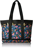 LeSportsac Rifle Paper X Medium Travel Tote, Rosa