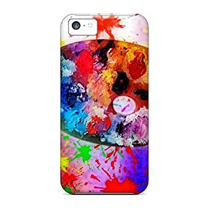Back Cases Covers For Iphone 5c - Colors