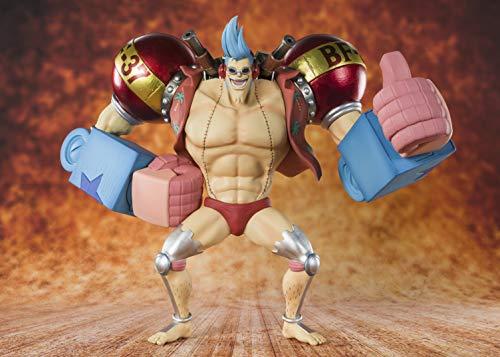 Bandai-Estatua-Cyborg-Franky-20-cm-One-Piece-FiguartsZERO