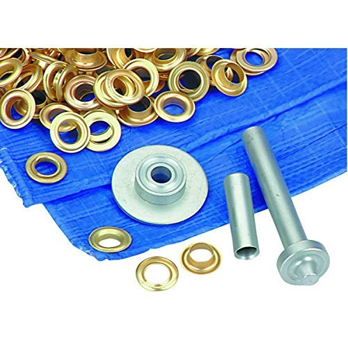Harbor Tools 30037 Grommet Installation Kit, 103 Piece, White ()