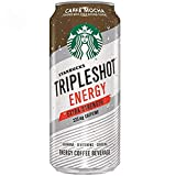 Starbucks Tripleshot Energy Coffee Beverage (Cafe Mocha)