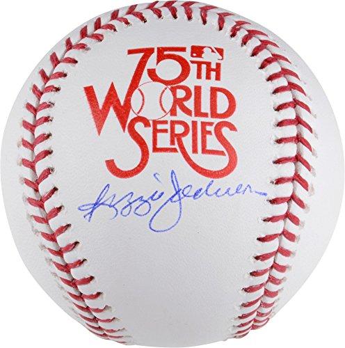 Reggie Jackson New York Yankees Autographed 1978 World Series Logo Baseball - Fanatics Authentic Certified