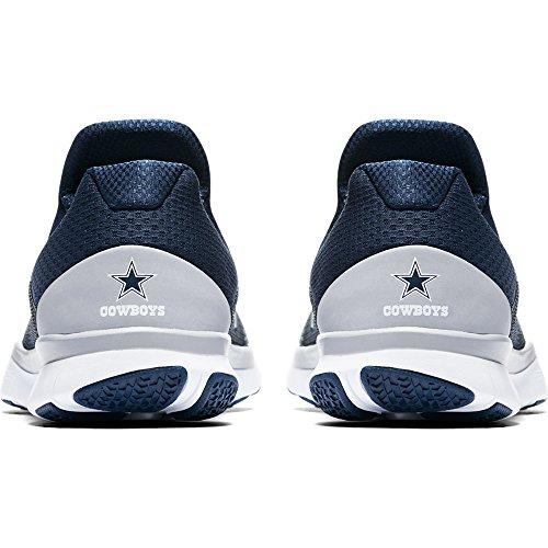 Nike Mens Training Trainer V7 Nfl Cowboys Scarpe Da Ginnastica - Taglia Uomo 15 M Us