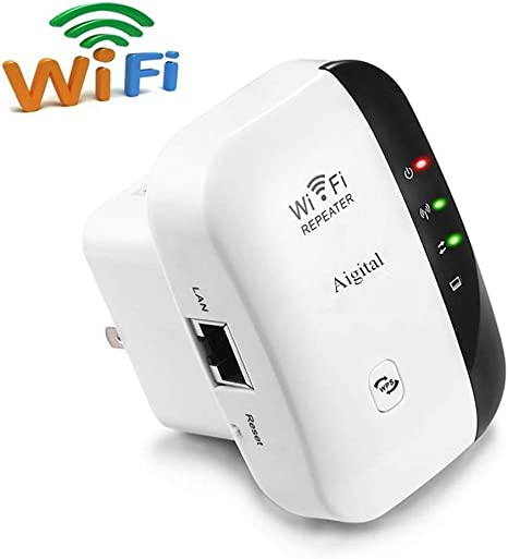 300Mbps Wireless WIFI Repeater Extender Long Range Wifi Signal For Home Office