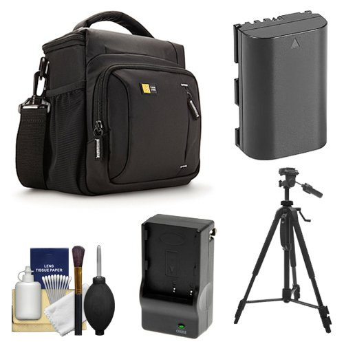 Case Logic Slrc 205 Digital Camera Slr Sling Bag Black - 3
