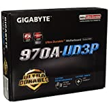 Gigabyte AM3 Plus AMD 970 SATA 6Gbps USB 3.0 ATX DDR3 1800 AMD Motherboard