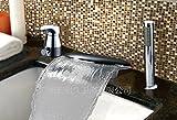 3 piece shower tub - Bathroomacccesories Faucet Shower tap F6Bath/Shower Mixer _ three-piece European surfing waterfall bathtub faucet bathroom bath/shower mixer,H-04198017-1