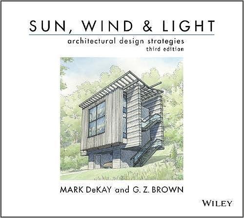 Amazing Sun, Wind, And Light: Architectural Design Strategies: Mark DeKay, G. Z.  Brown: 9780470945780: Amazon.com: Books